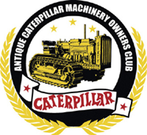 caterpillar badge